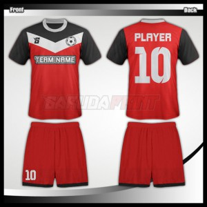 Desain Kaos Futsal Code 11