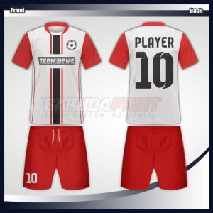 Desain Kaos Futsal Code-18