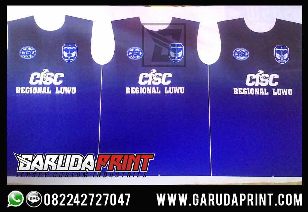 Pembuatan Jersey Futsal Pesanan Dari Sulawesi