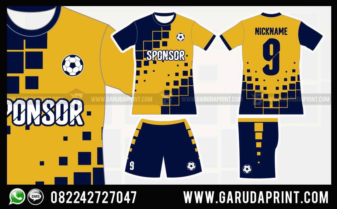 Desain Baju Futsal Keren | Garuda Print - Garuda Print