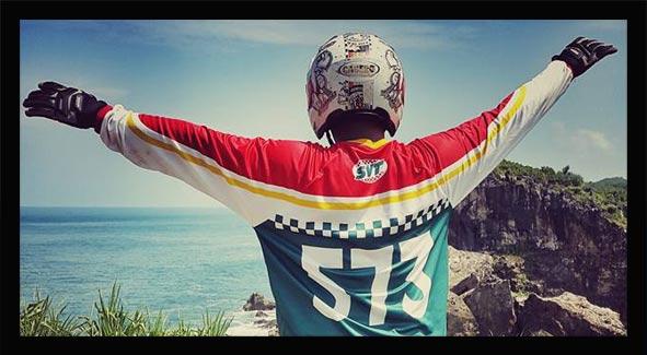 """Testimoni : Pembuatan Baju Motocross """"Solo Raya Vintage Trail"""""""