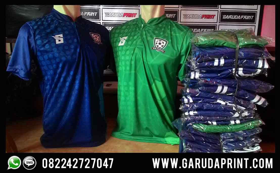 Garuda Print Produksi Jersey Online