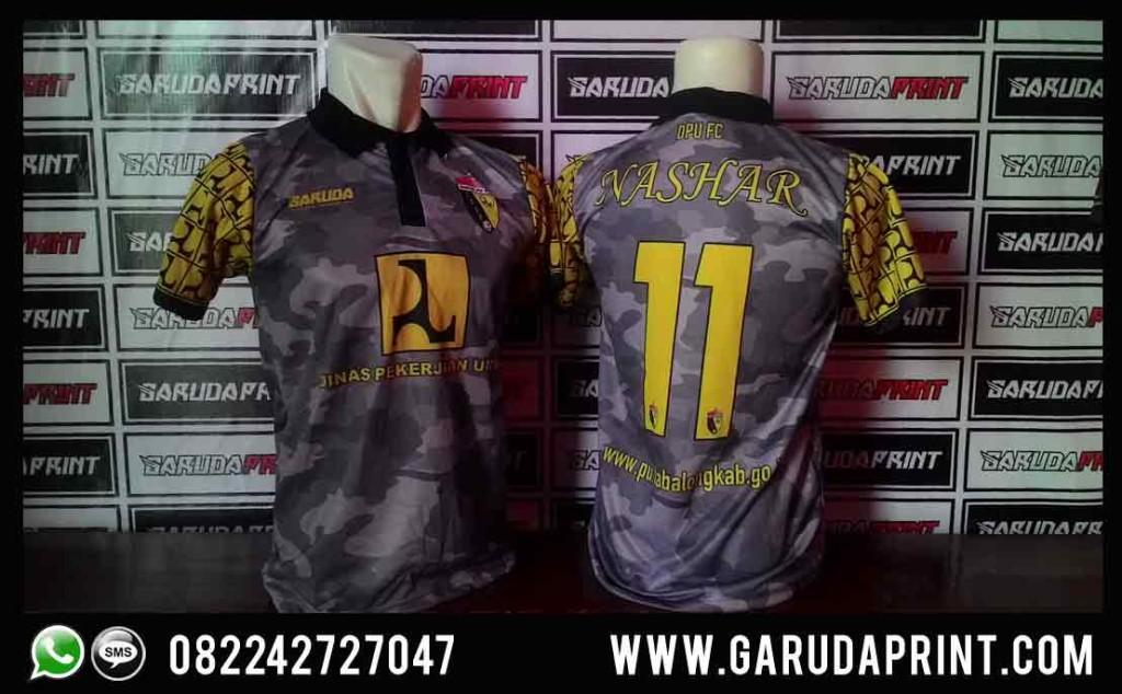 Jasa Pembuatan Kaos Team Futsal