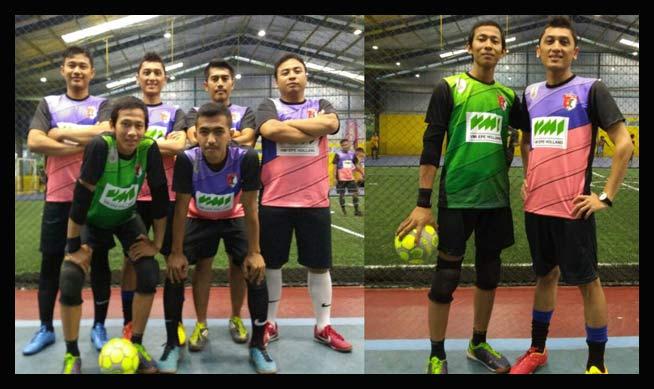 Baju Futsal 1 Stel