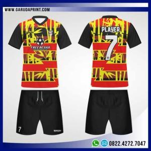 Desain Baju Futsal 87 – Bambu Runcing