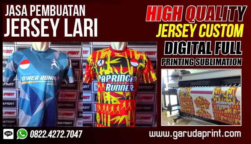 Bikin Kaos Lari Printing