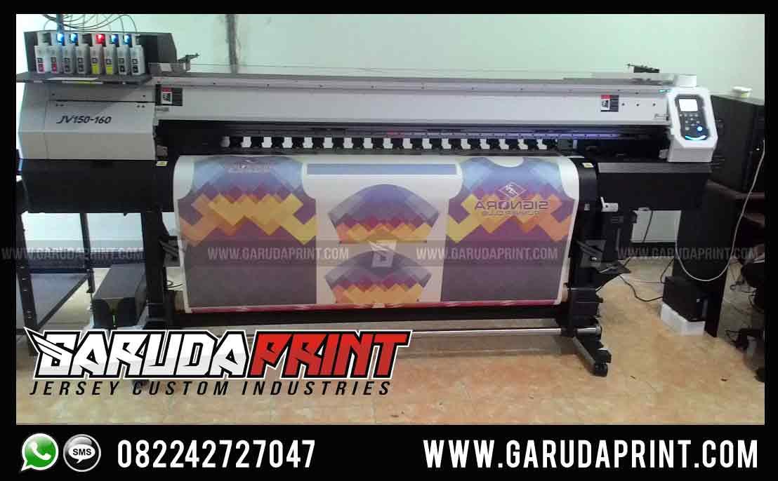 Pembuat Jersey Lari Printing Indonesia