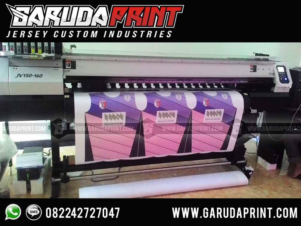 Jasa Pembuatan Jersey Printing di Purbalingga Terpercaya