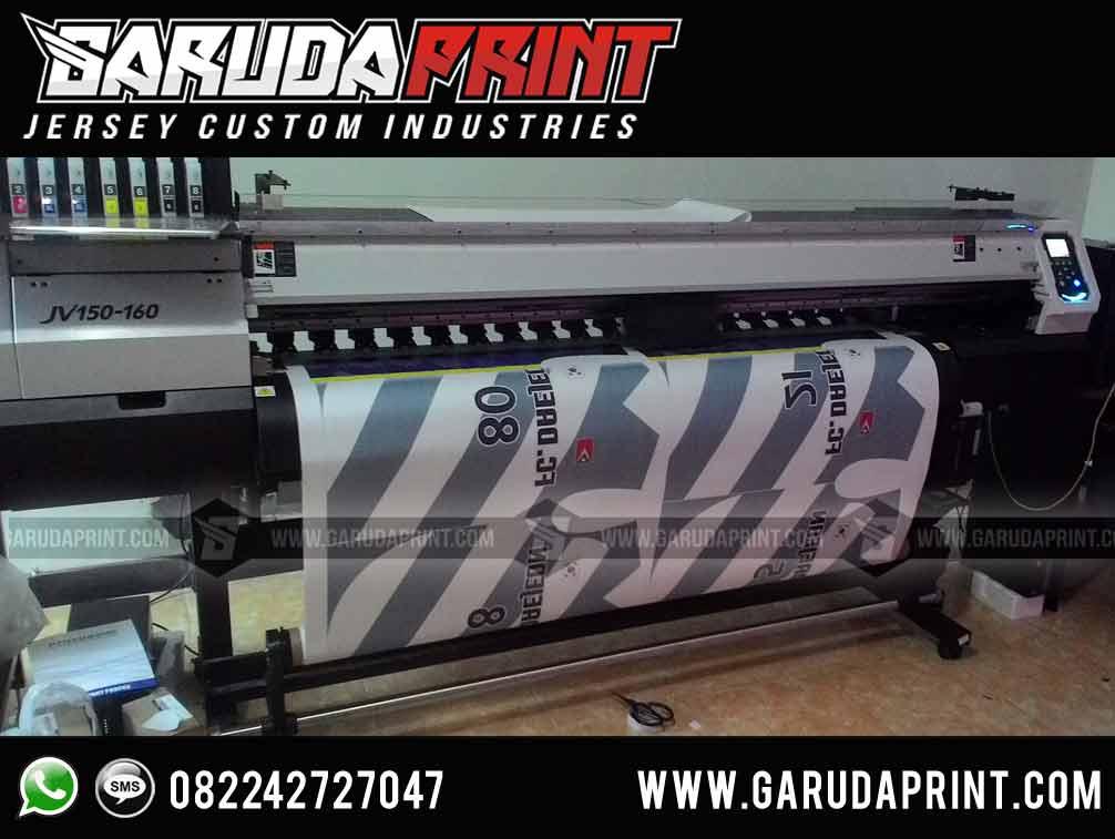 Tempat pembuatan jersey printing Demak