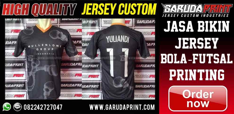 Vendor Konveksi Jersey Full Printing Terbaik di Blitar