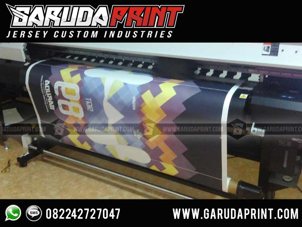 Pembuatan Pemesanan Kostum Jersey Printing di Cilacap