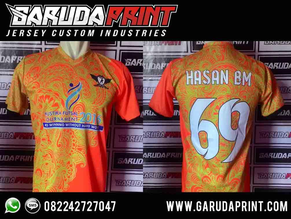 bikin jersey baju printing di Jepara