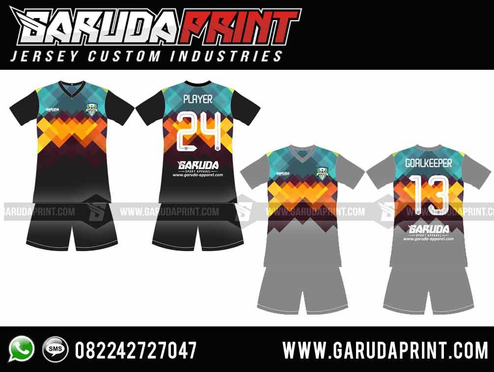desain Kostum Jersey Printing di Cilacap