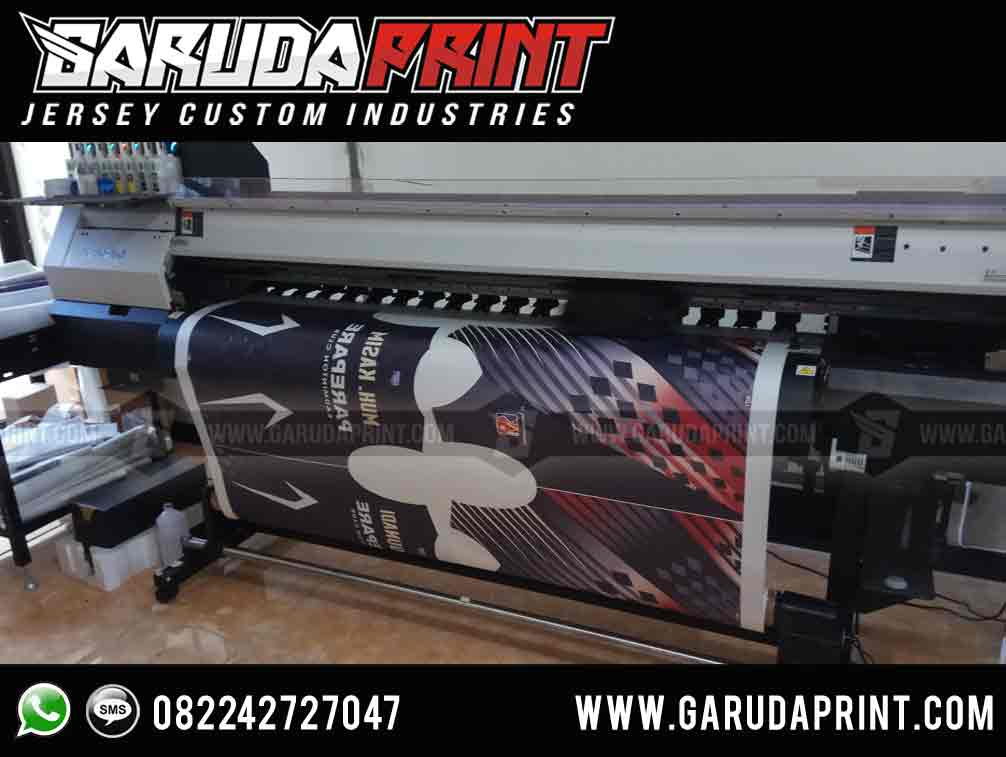 Bikin Jersey Printing Custom Dengan Harga Murah di Pare Pare Sulawesi