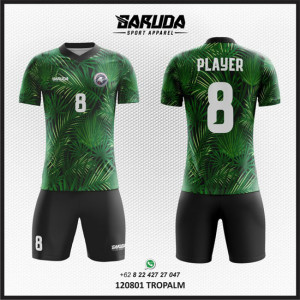 Desain Kostum Futsal Tropalm