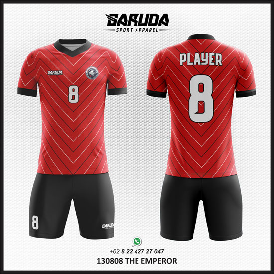 Desain Seragam Jersey Futsal The Emperor