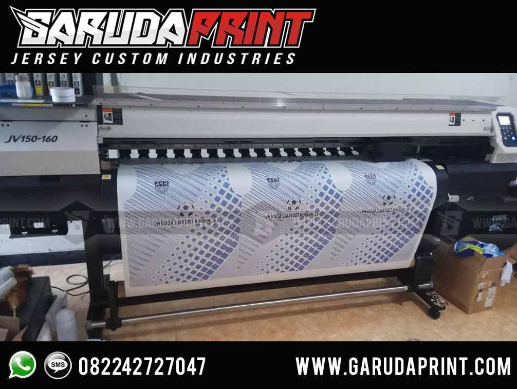 Menerima Pembuatan Jersey Full Printing di Kota Bukit Tinggi