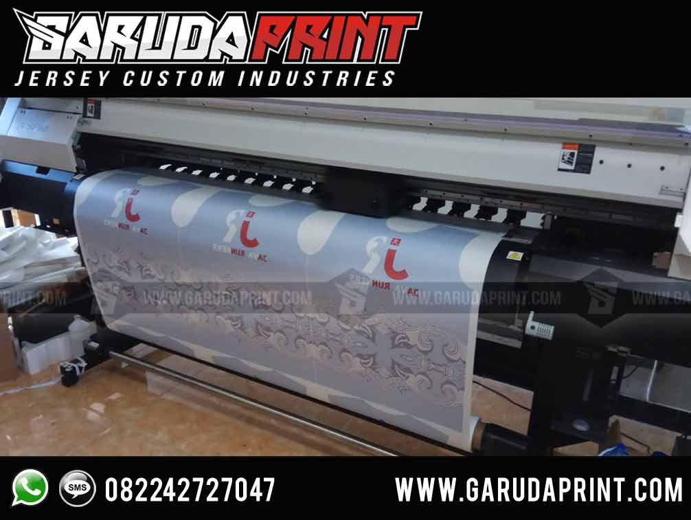 Pemesanan Jersey Full Printing di Indramayu dan Sekitarnya