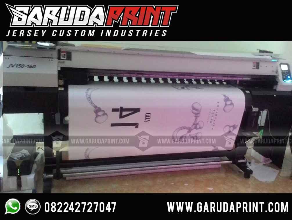 Vendor Bikin Jersey Printing Custom Berkualitas di Bolaang Mongondow