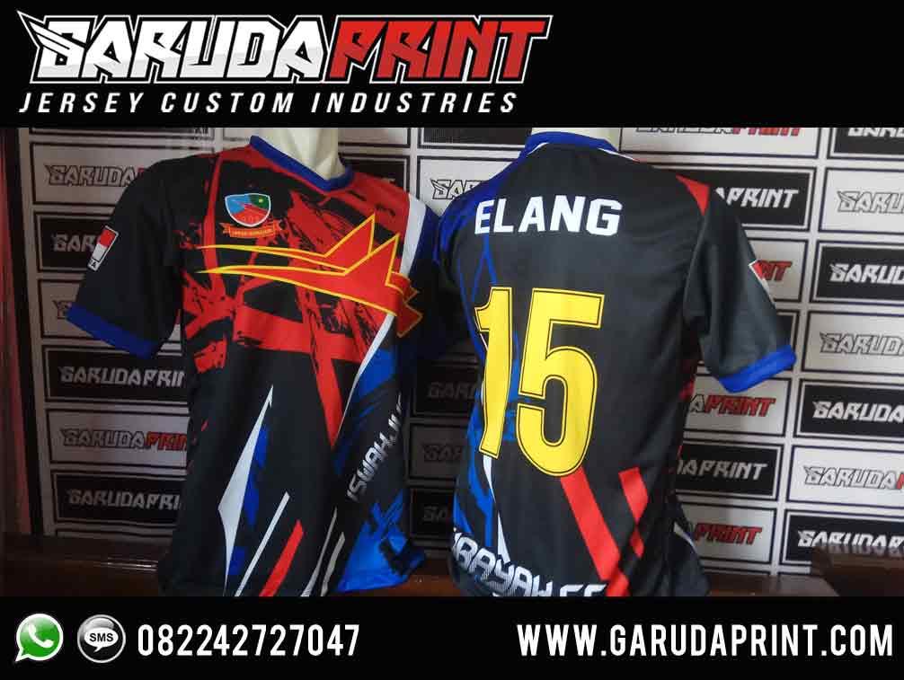 bikin jersey Printing di Lumajang Harga Termurah