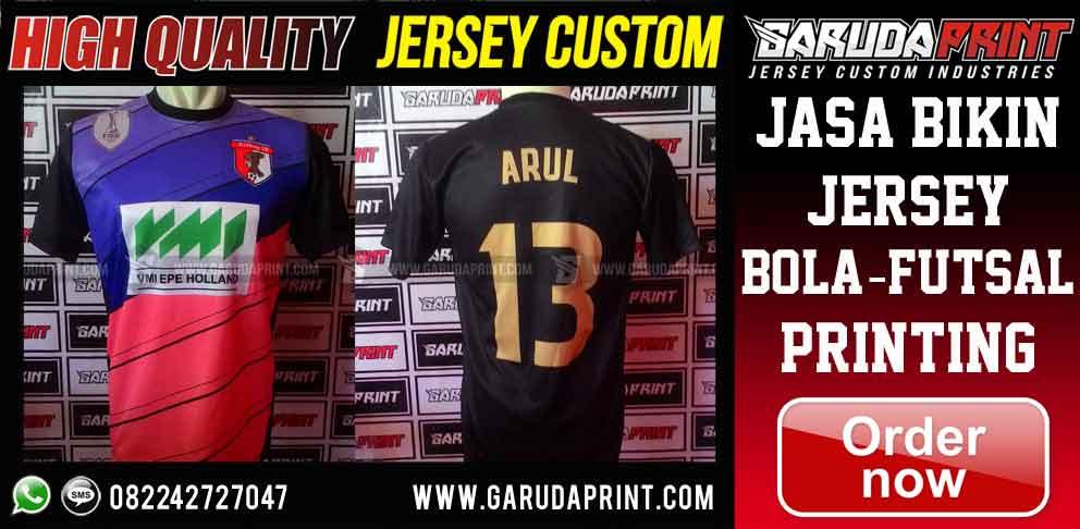 bikin jersey kaos futsal Full Printing di Purwakarta