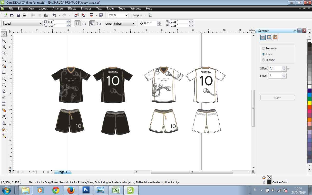 pembuatan-jersey-futsal-kantor