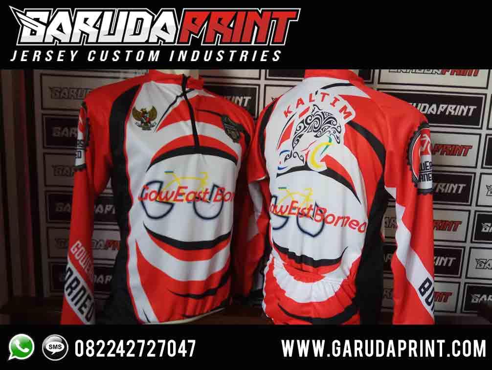 Buat Kaos Sepeda Full Printing