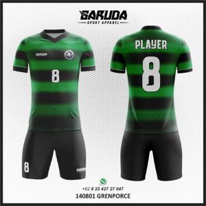 Desain Jersey Futsal / Sepakbola Grenporce