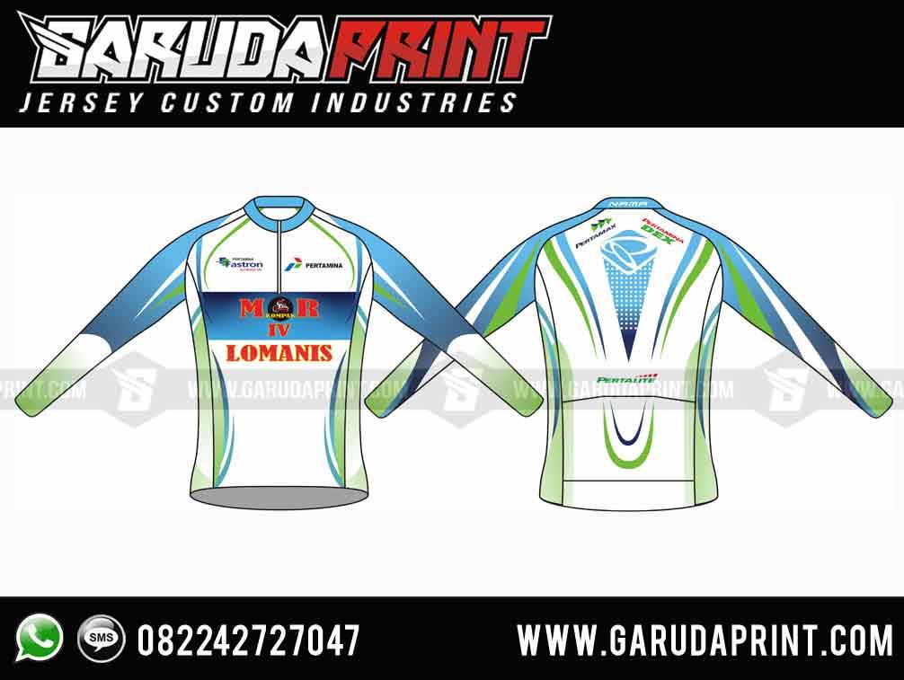 Konveksi Jersey Sepeda Gunung Full Print