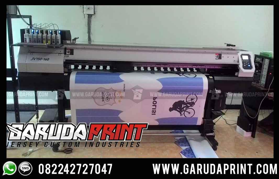 Konveksi Kaos Jersey Sepeda Full Printing