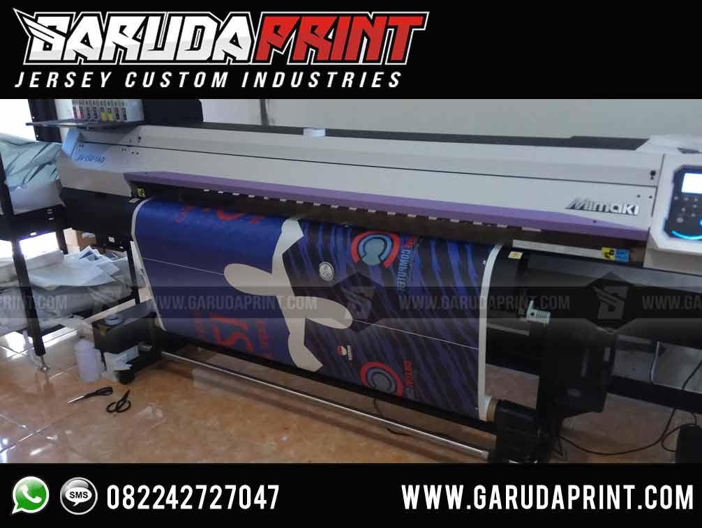 Konveksi Pembuatan Jersey Full Printing di Sumenep