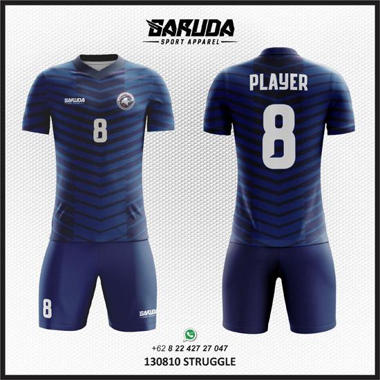 Desain Baju Bola Simple