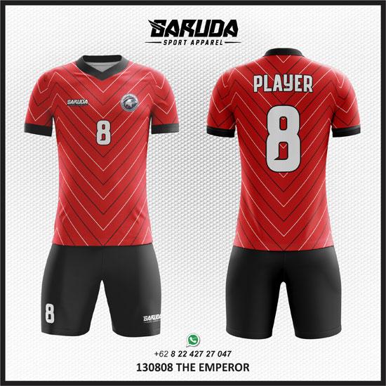 Desain Baju futsal Simple