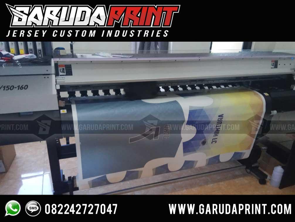 pembuatan Gambar Desain Kaos Futsal printing