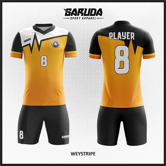 Desain Baju Bola Futsal Printing keren Weystripe