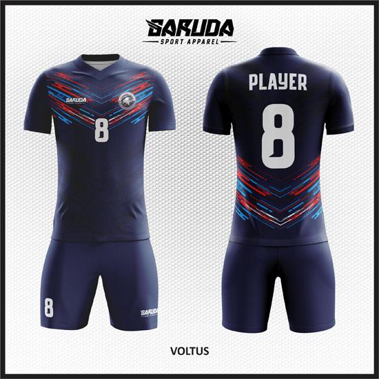 Desain Kostum Seragam Futsal keren Voltus