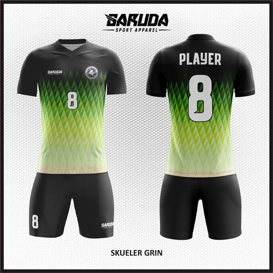 Desain Kaos Futsal Printing - Skueler Grin
