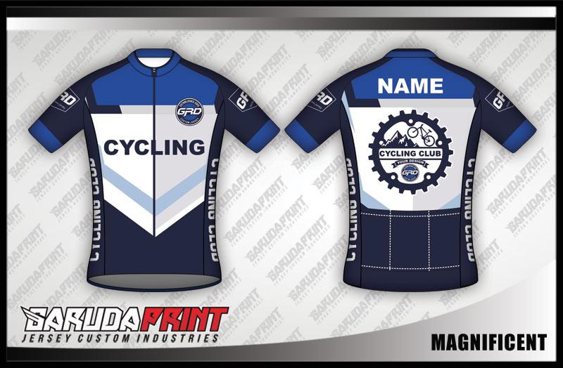 desain baju sepeda gowes keren