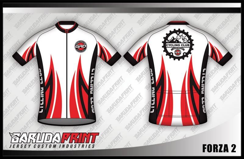 Koleksi Desain Jersey Sepeda Gowes 03