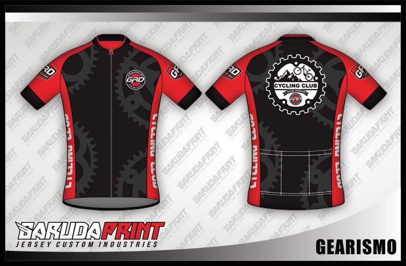 desain jersey sepeda gowes terbaik dan kerem
