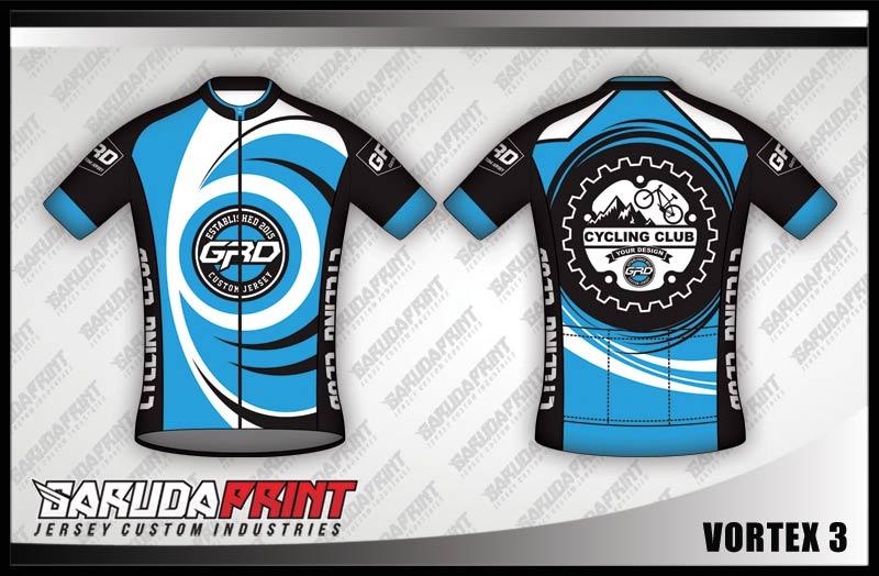 jasa buat baju sepeda printing desain custom