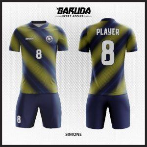 Desain Jersey Futsal / Sepakbola Simone