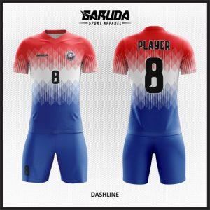 Desain Kaos Futsal Printing Dashline Beda Dari Yang Lain