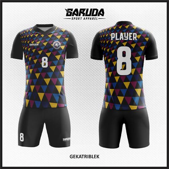 Desain Kaos Futsal Printing Gekatriblek Tampil Keren