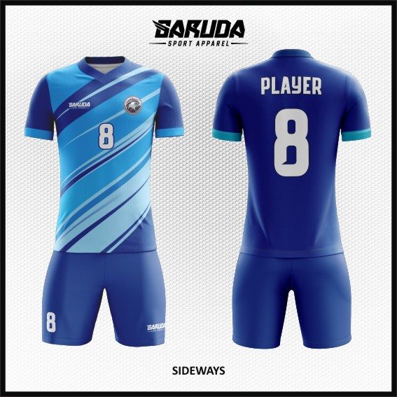 Desain Kostum Futsal Terbaru Sideways Tampil Berkelas