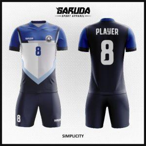 Desain Kostum Futsal Terbaru Simplicity Tampil Simple