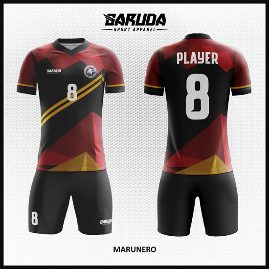 Variasi Desain Baju Sepak Bola Yang Bagus