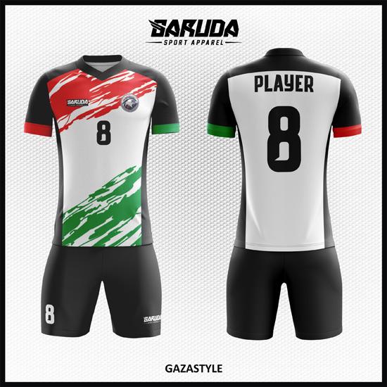 17 desain baju bola futsal printing code GAZASTYLE