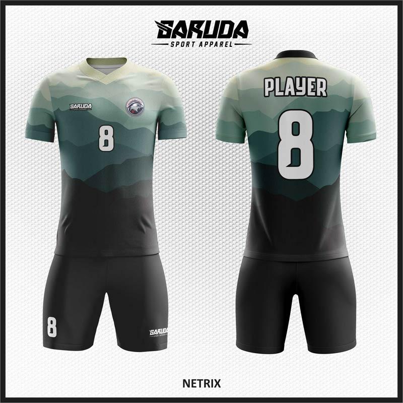Desain Baju Futsal Gratis Tahun 2019 Berbagai Model