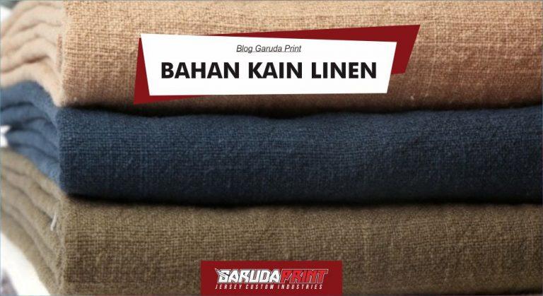 Bahan Kain Linen